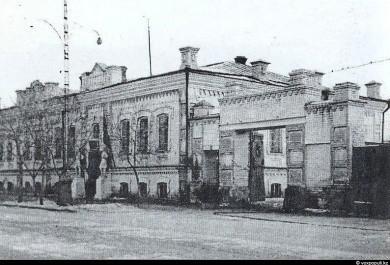 Ретро-фото Павлодара