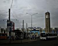 ЖД вокзал в Павлодаре