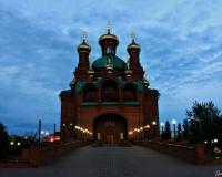 Павлодарский благовещенский собор
