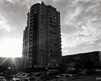 Павлодарские дома близнецы