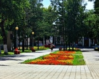 Парки и аллеи в Павлодаре