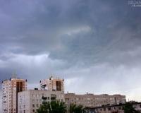 Небо над Павлодаром
