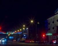 Ночной Павлодар