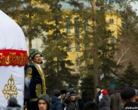 праздник Наурыз в Павлодаре