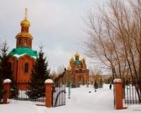 Благовещенский собор зимой
