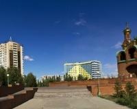 Панорама. Павлодарский благовещенский собор