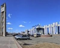 Павлодарский ЖД вокзал