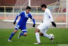 «Иртыш-U21» разгромил в домашних стенах «Окжетпес-U21» со счетом 6:0