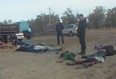 Избившие сельчан сотрудники УБОП и СОБР не найдены в Павлодарской области