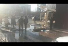 Двое работников кафе в Экибастузе получили ожоги