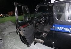 Напавшего на полицейского с топором дебошира осудили в Павлодарской области