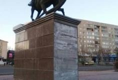 Постаменты трех памятников города нуждаются в реставрационных работах