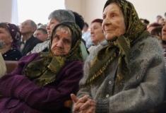 Заместитель акима области Мейрам Бегентаев посетил дом престарелых