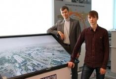 Аксуский завод ферросплавов в  3D теперь доступен для просмотра работникам и гостям предприятия