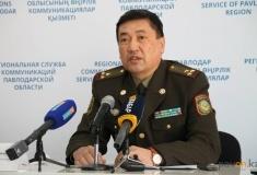 В Павлодарской области зафиксировали рекордную высоту снежнего покрова