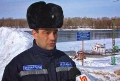 В регионе закрыли последнюю переправу через Иртыш