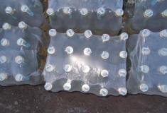 Около трех тысяч бутылок суррогатной водки изъяли экибастузские полицейские
