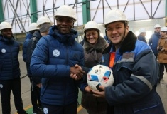 Футбольная команда «Иртыш» приняла предложение президента АО «Алюминий Казахстана»
