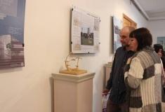 Более 40 работ и проектов представили на вернисаже павлодарские студенты ИнЕУ