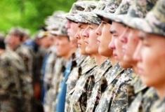 В Казахстане объявлен призыв на срочную воинскую службу