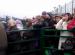 Украинцы устроили страшную давку на польской границе