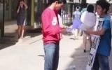 «К черту больных детей» с таким названием появился видеоролик в интернете
