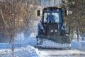 Снега в этом году выпало в полтора раза больше обычного