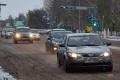 За один снежный день в Павлодарской области произошло 10 ДТП