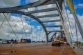 Об уникальности моста через Иртыш рассказали в Павлодаре