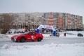 В Павлодаре прошли зимние автогонки «Вьюга 16»