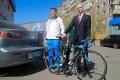 Целый велосипед  получили в подарок павлодарские школьники