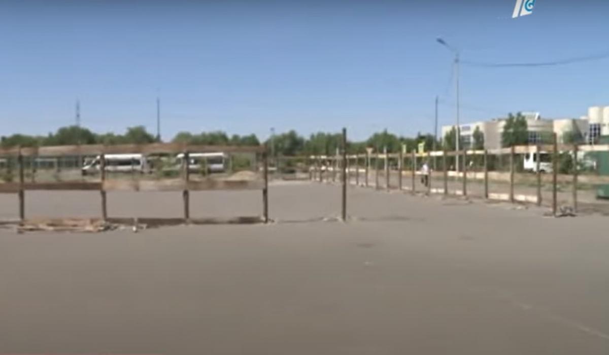 Жители Усольского микрорайона выступили против строительства торгового центра возле их домов