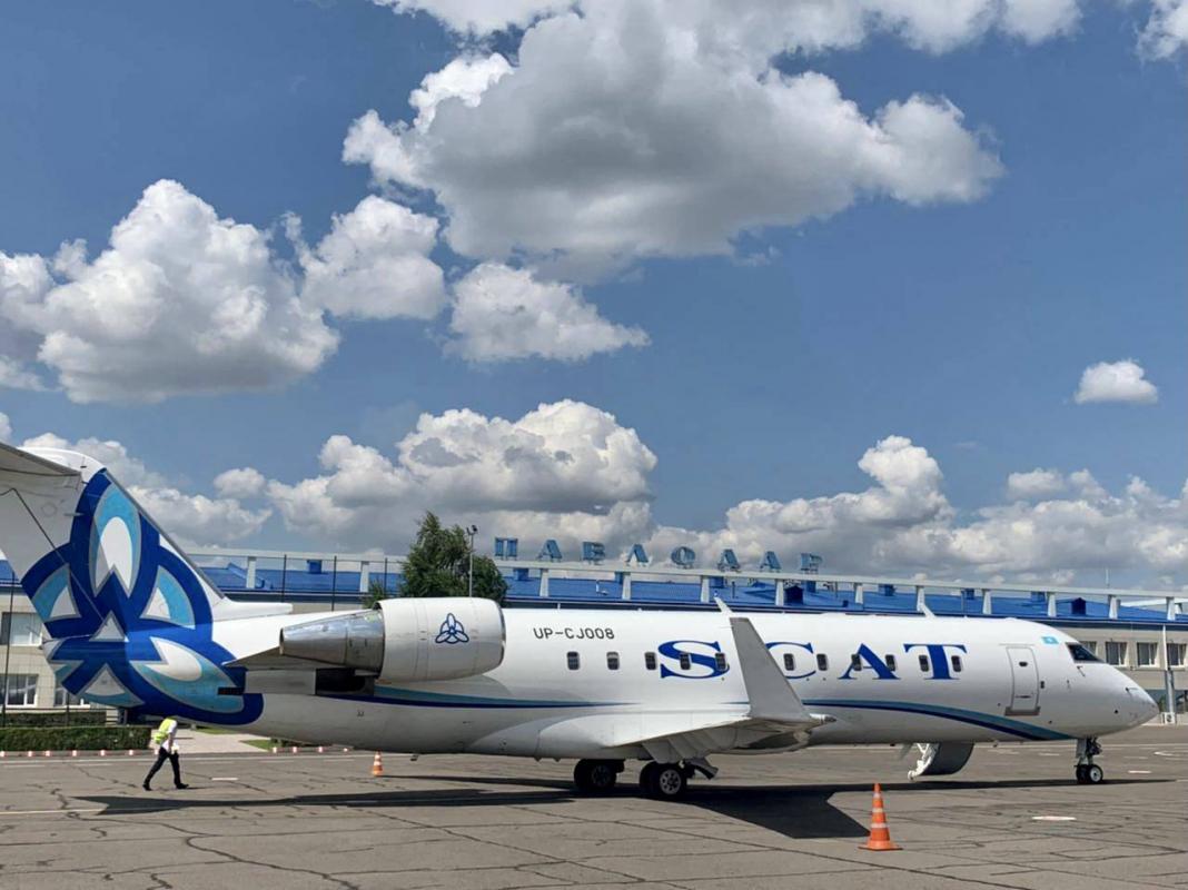 Павлодарцы смогут летать в Туркестан прямым рейсом