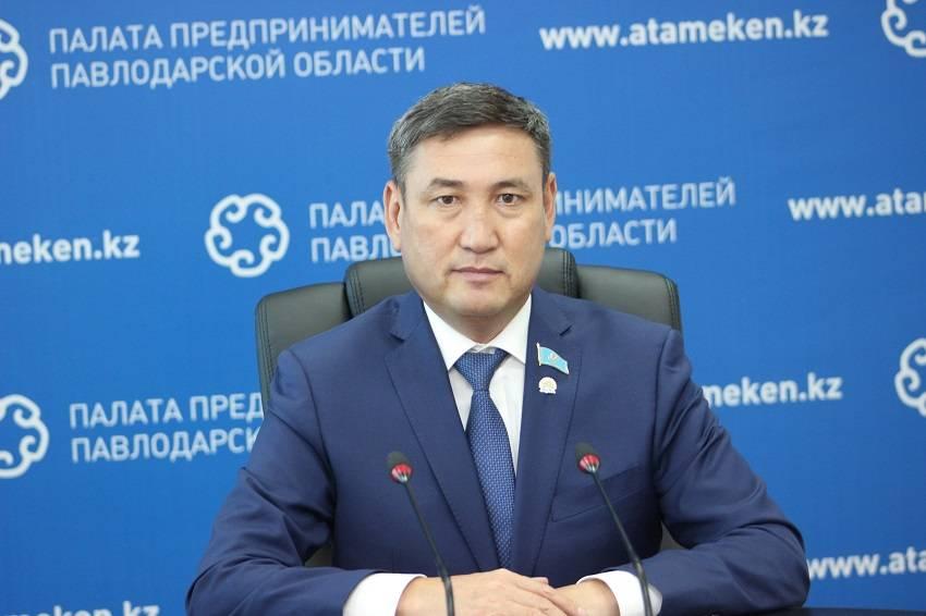 В палате предпринимателей Павлодарской области назначен новый директор