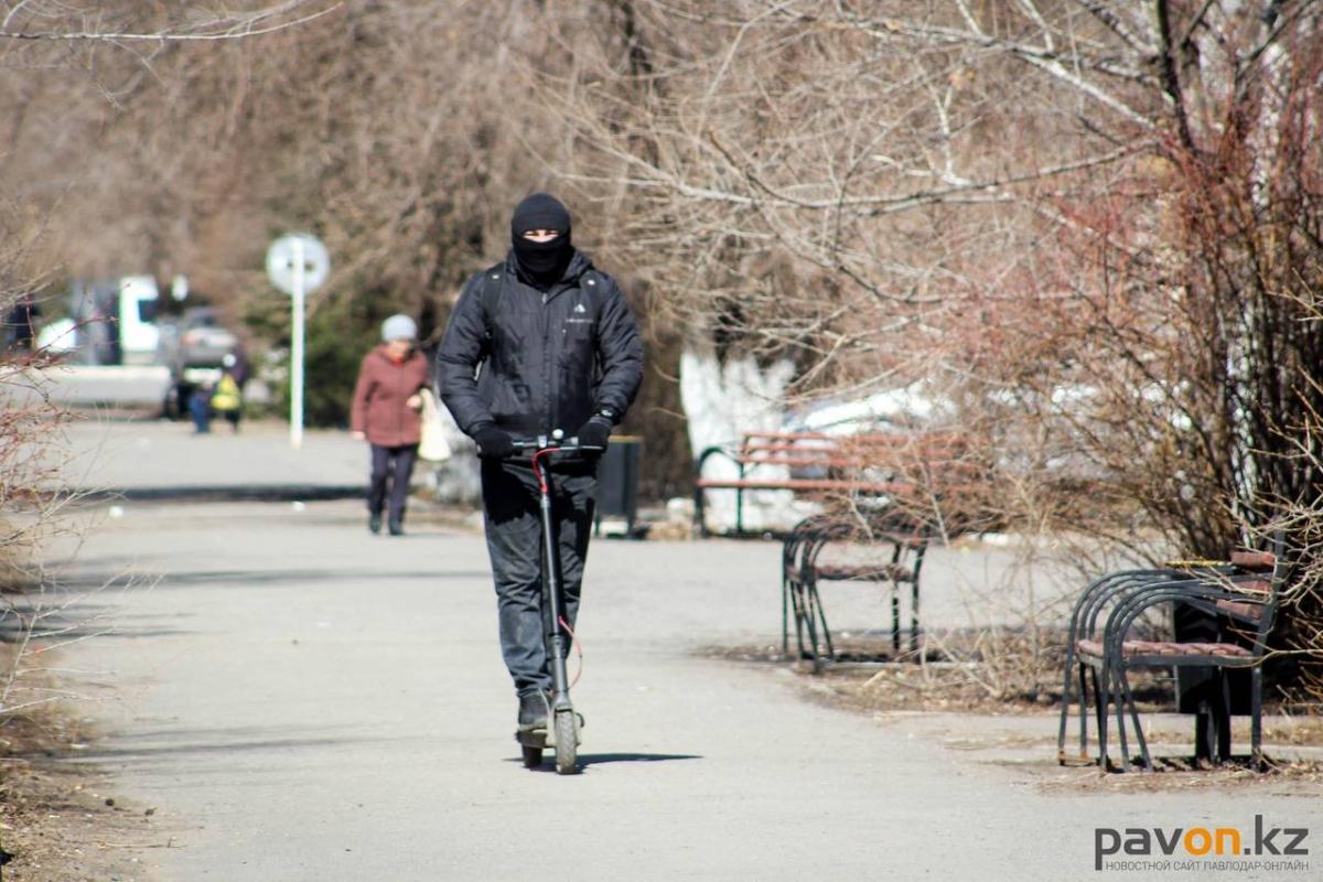 Ясную и теплую погоду прогнозируют для Павлодара синоптики