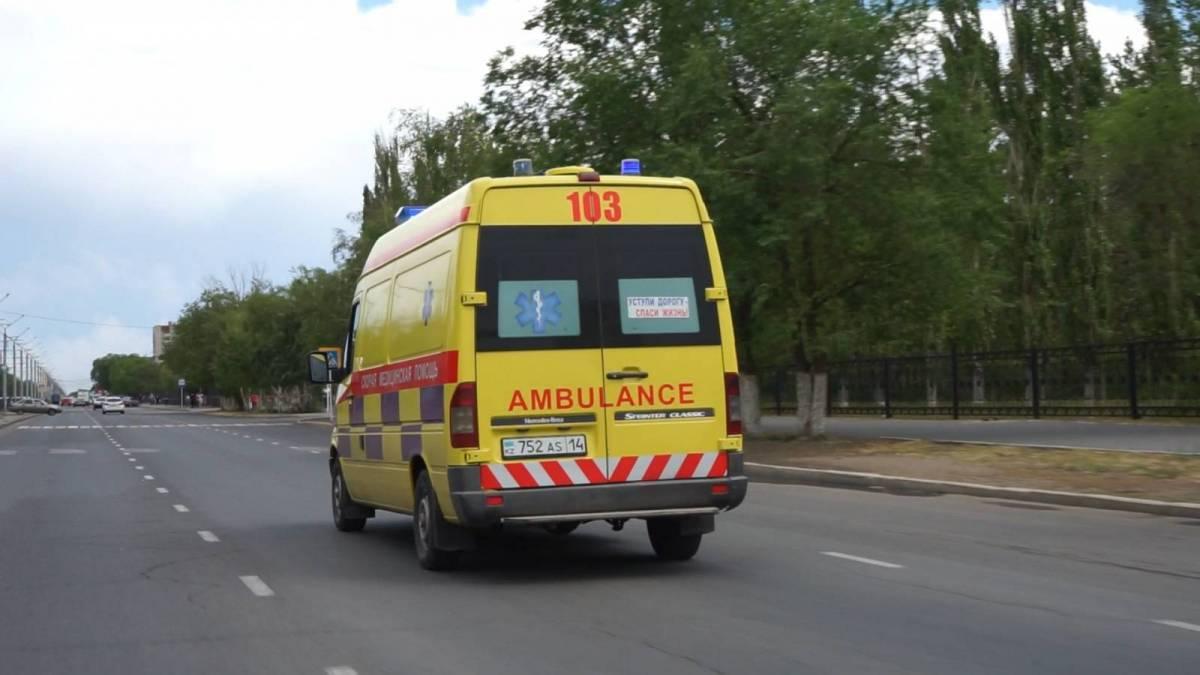 79-летнюю пенсионерку насмерть сбила машина около дач в Павлодаре