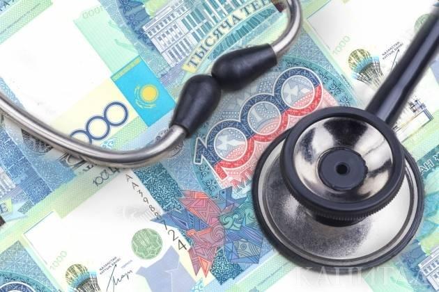 Казахстанцы перечислили более 180 миллиардов тенге на медстрахование