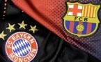 Барселона - Бавария Мюнхен 1 мая 2013