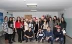 Студенты ИнЕУ отметили Рождество