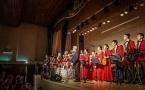 В Павлодаре прошел отчётный концерт Музыкального колледжа