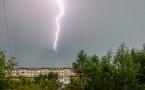 Штормовая погода в Павлодаре лишила часть города воды и света