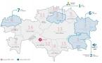 Павлодарская область может войти в пятерку самых привлекательных регионов для интуристов в 2017 году