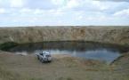 Озеро Чаган, кто-нибудь бывал?