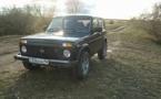 Продам ВАЗ 2121 Нива 2013