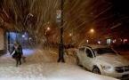 Синоптики прогнозируют метель и гололед в регионах Казахстана