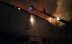 В Астане скончался пострадавший при пожаре работник