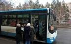 С улиц Павлодара исчезли 36 новых автобусов