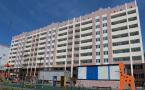 105 семей стали первыми обладателями квартир в микрорайоне Сарыарка