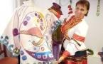 Настоящие произведения искусства из войлока делает жительница Щербактинского района
