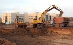 В Аксу начали строить пятиэтажку для заводчан